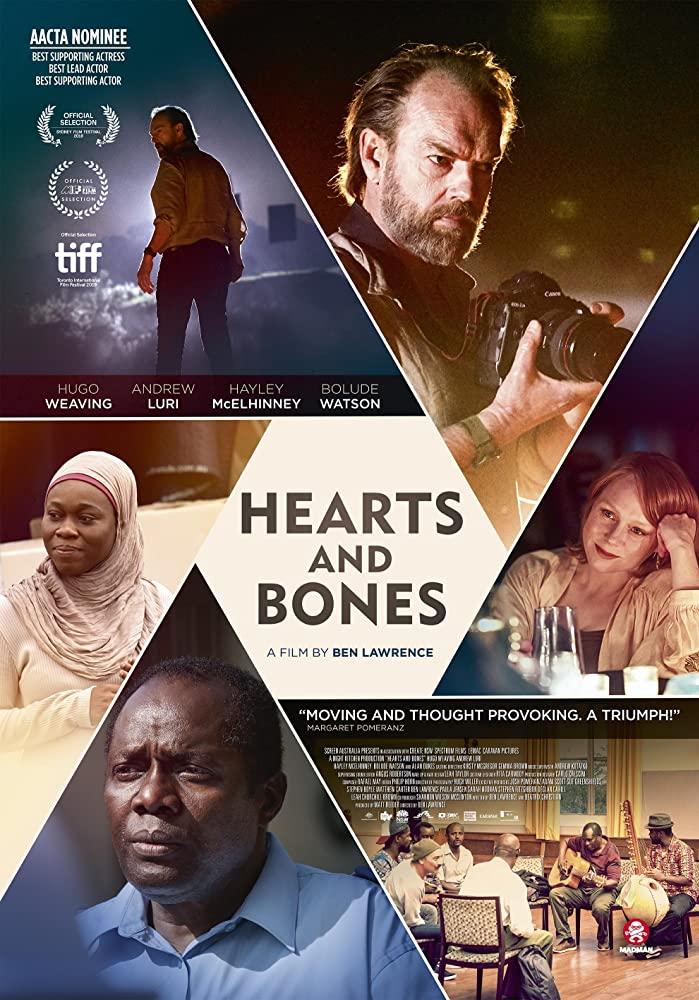 Hearts And Bones (2019) Fzmovies Free Download