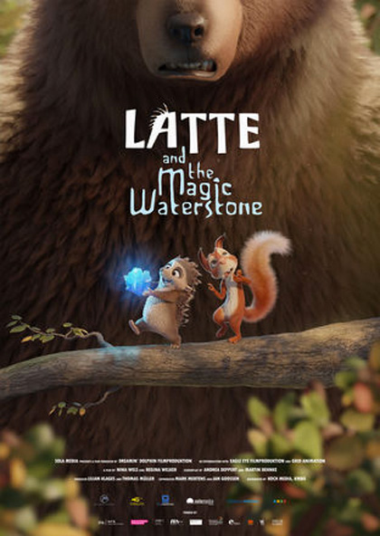 Latte And The Magic Waterstone (2020) Fzmovies Free Download