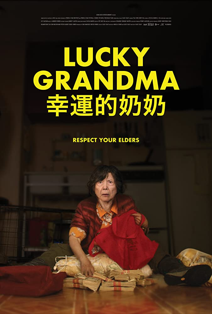 Lucky Grandma (2019) Fzmovies Free Download