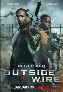 Outside the Wire (2021) Fzmovies Free Download