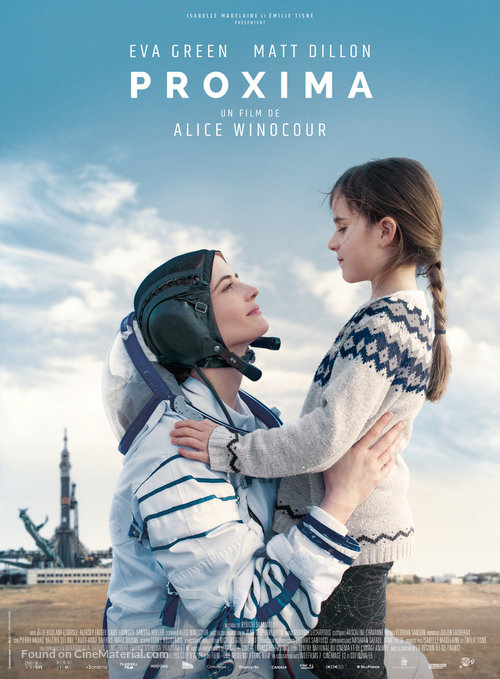 Proxima (2019) Fzmovies Free Download