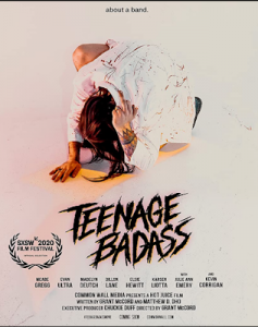 Teenage Badass (2020) Fzmovies Free Download
