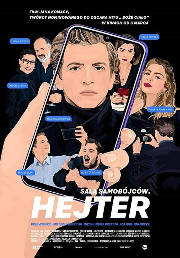 The Hater (2020) Fzmovies Free Download