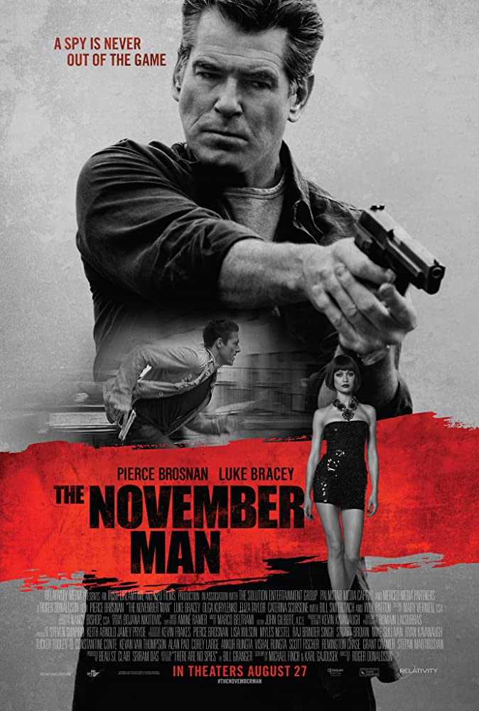 The November Man (2014) Fzmovies Free Download