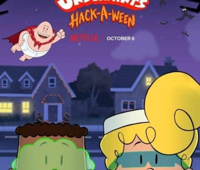 The Spooky Tale Of Captain Underpants Hack-a-Ween (2019) Fzmovies Free Download