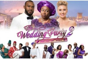 The Wedding Party 2 (2017) (Nollywood) Movie Download Mp4