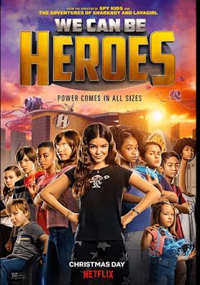 We Can Be Heroes (2020) Fzmovies Free Download