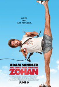 You Dont Mess with the Zohan (2008) Fzmovies Free Download