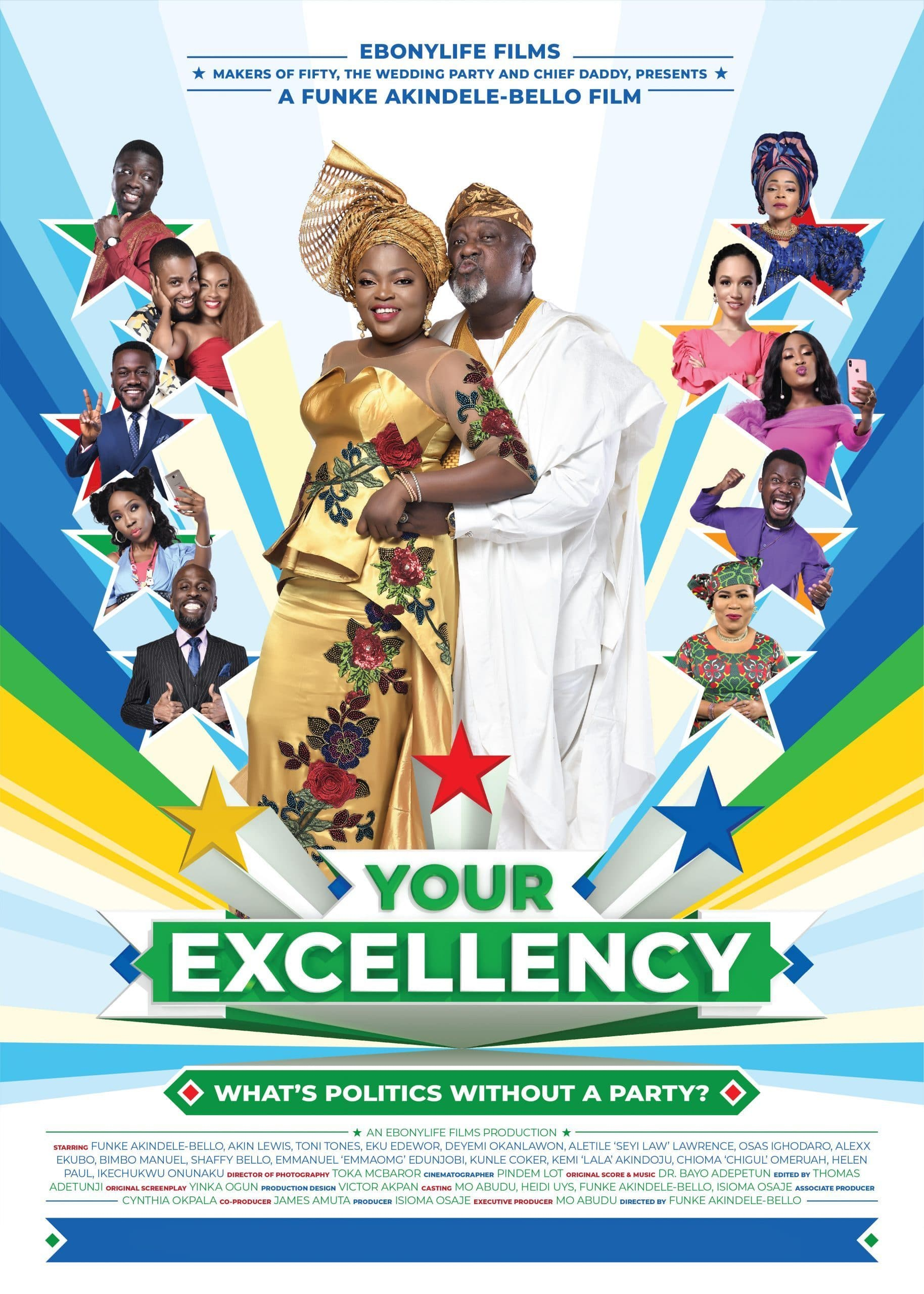 Your Excellency (Nollywood) NetNaija Free Download