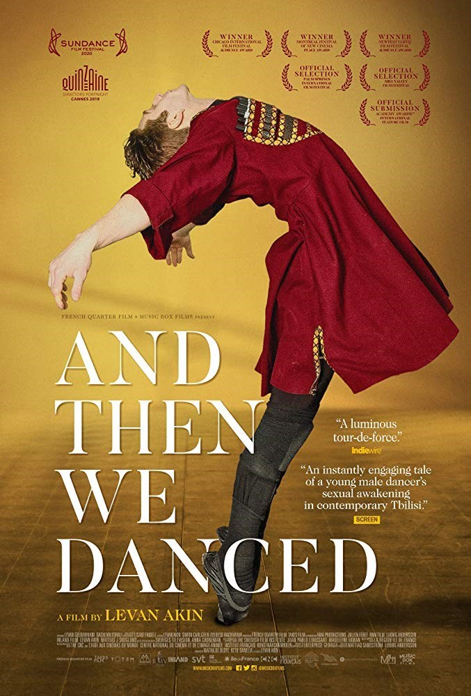 And Then We Danced (2019) Fzmovies Free Download