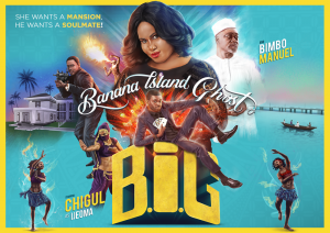 Banana Island Ghost (B.I.G) (Nollywood) NetNaija Free Download