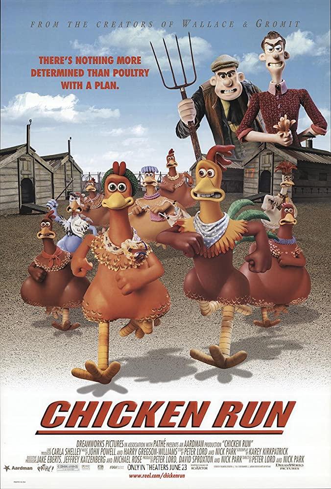 Chicken Run (2000) Fzmovies Download