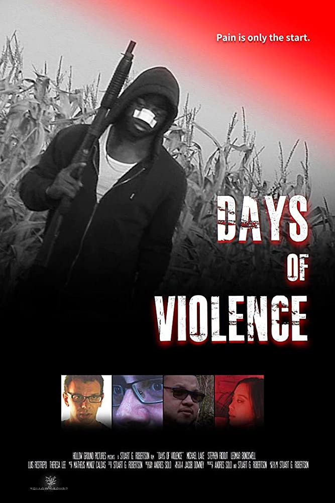 Days Of Violence (2020) Fzmovies Free Download