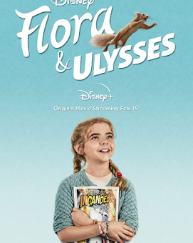 Flora and Ulysses (2021) Fzmovies Free Download