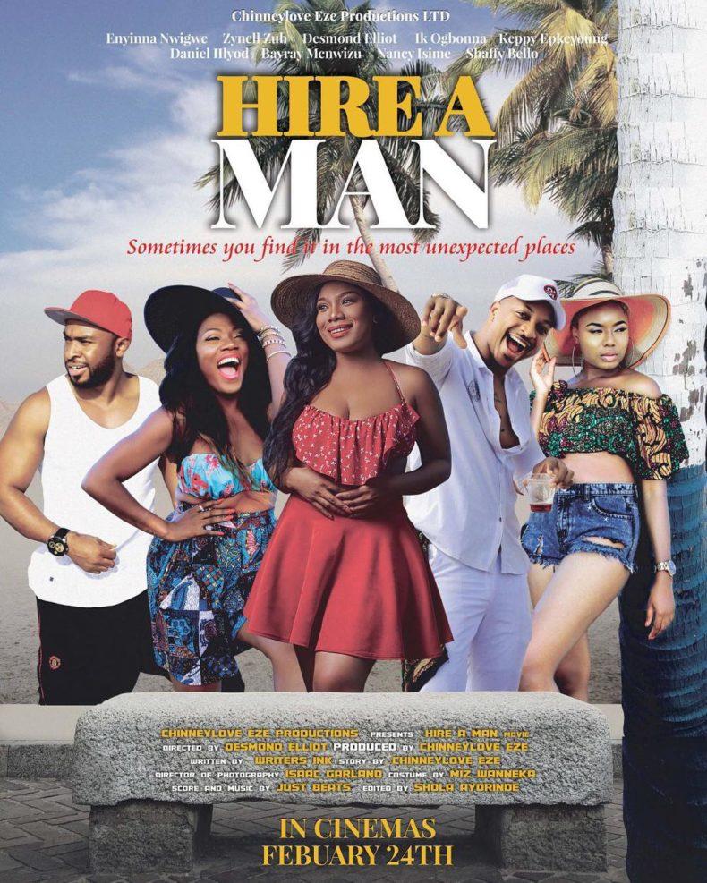 Hire A Man (Nollywood) NetNaija Free Download