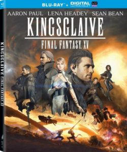 Kingsglaive Final Fantasy (2016) (Chinese) Free Download
