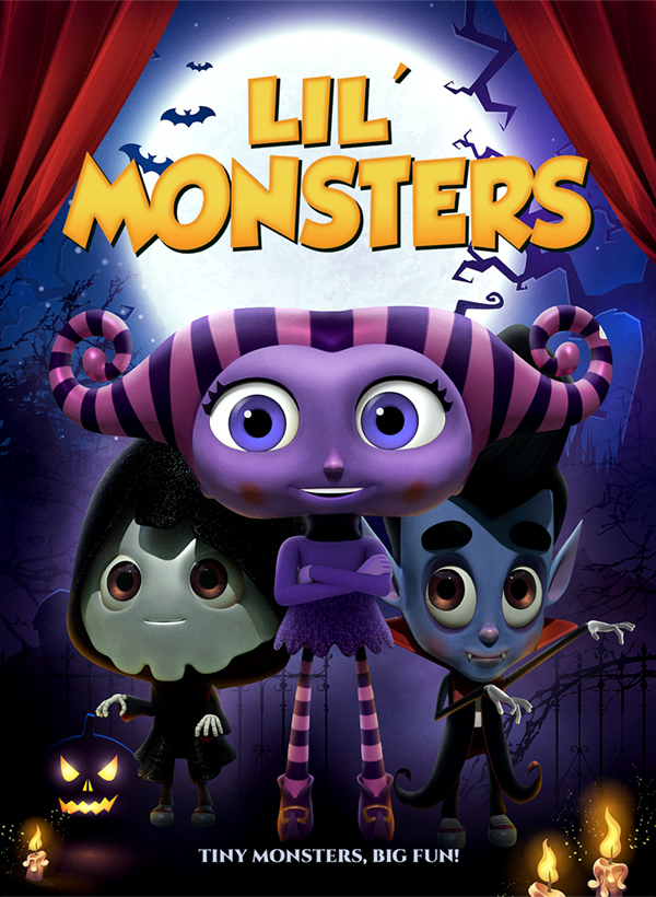 Lil Monsters (2019) Fzmovies Free Download