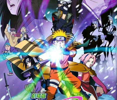 Naruto The Movie (Collection) Fzmovies Free Download