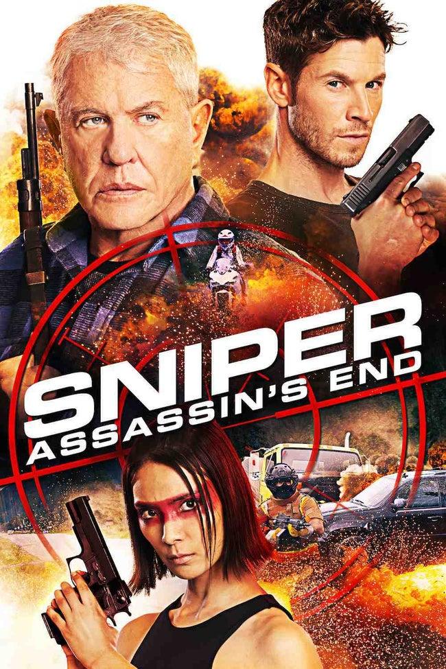 Sniper Asasins End (2020) Fzmovies Free Download