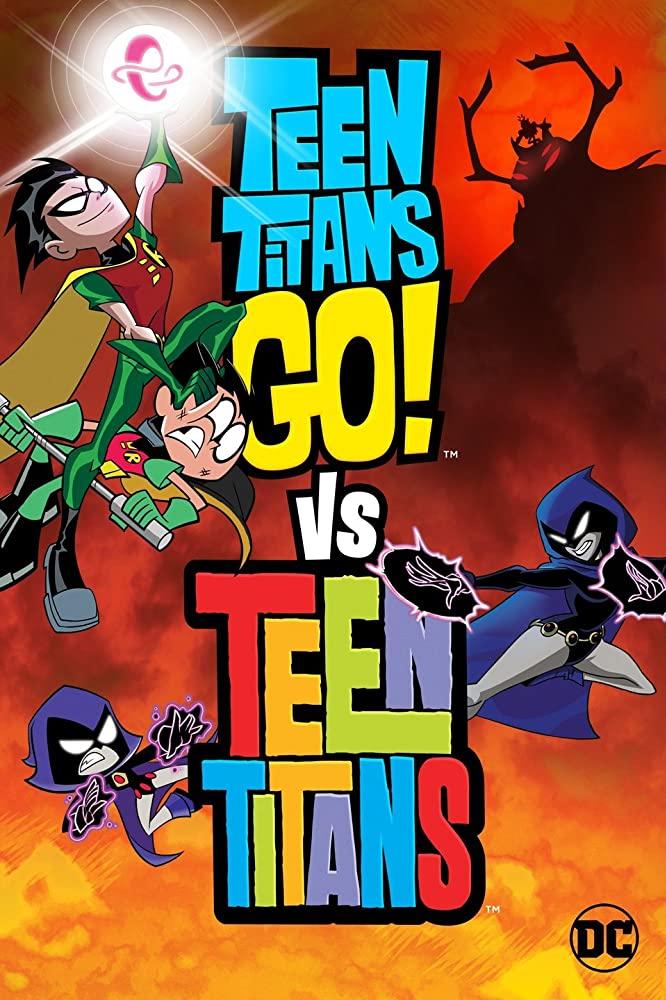 Teen Titans Go Vs Teen Titans (2019) Fzmovies Free Download