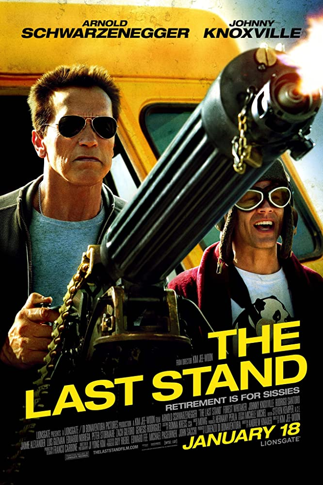 The Last Stand (2013) Fzmovies Free Download
