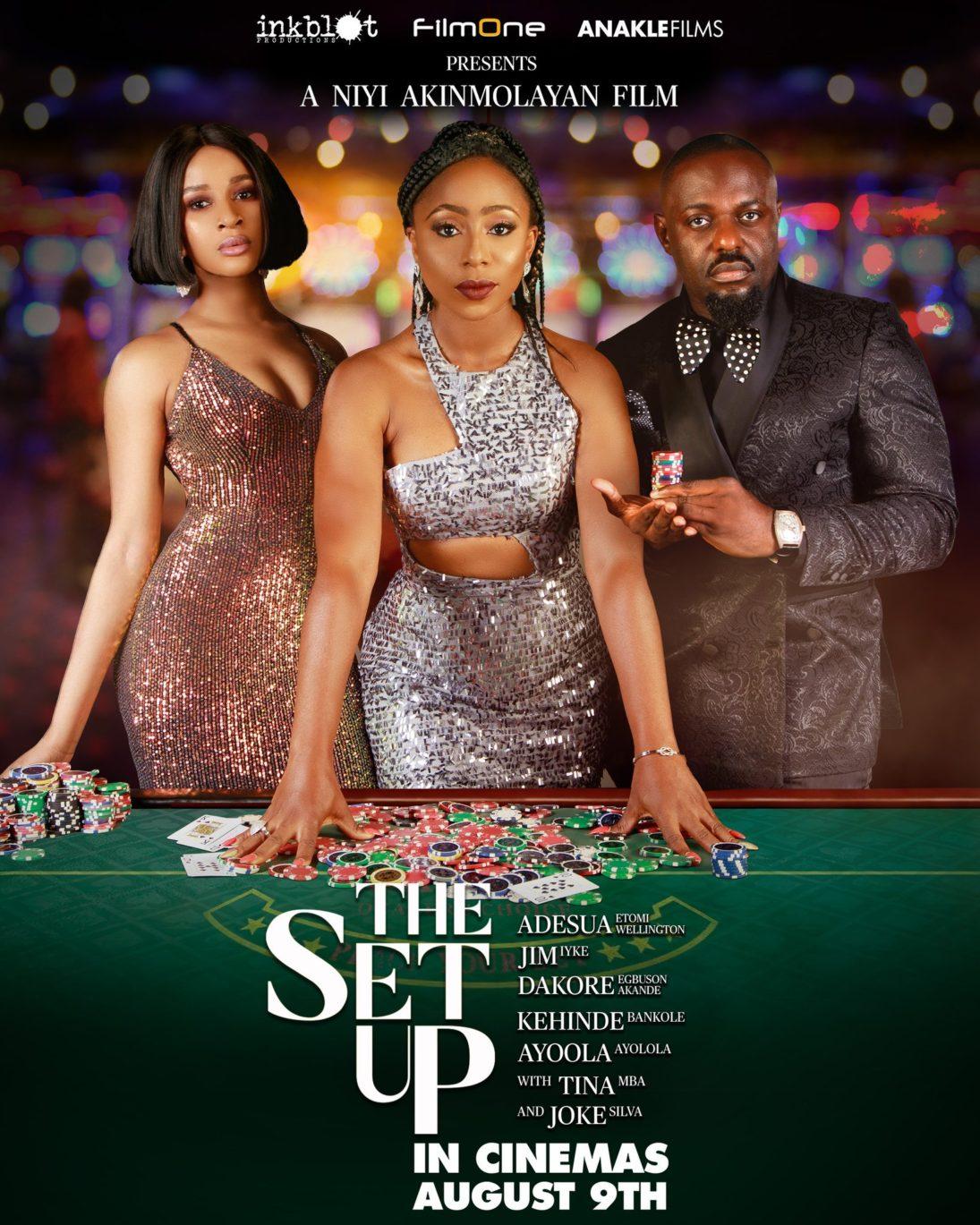 The Set Up (Nollywood) NetNaija Free Download