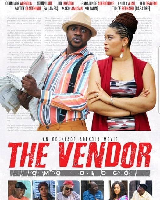 The Vendor (Nollywood) NetNaija Free Download