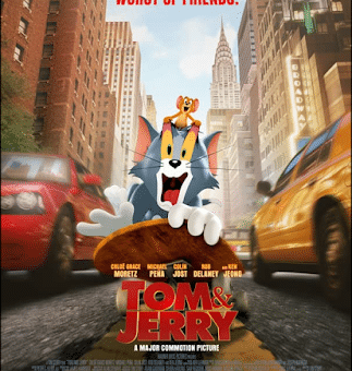 Tom and Jerry (2021) Fzmovies Free Download