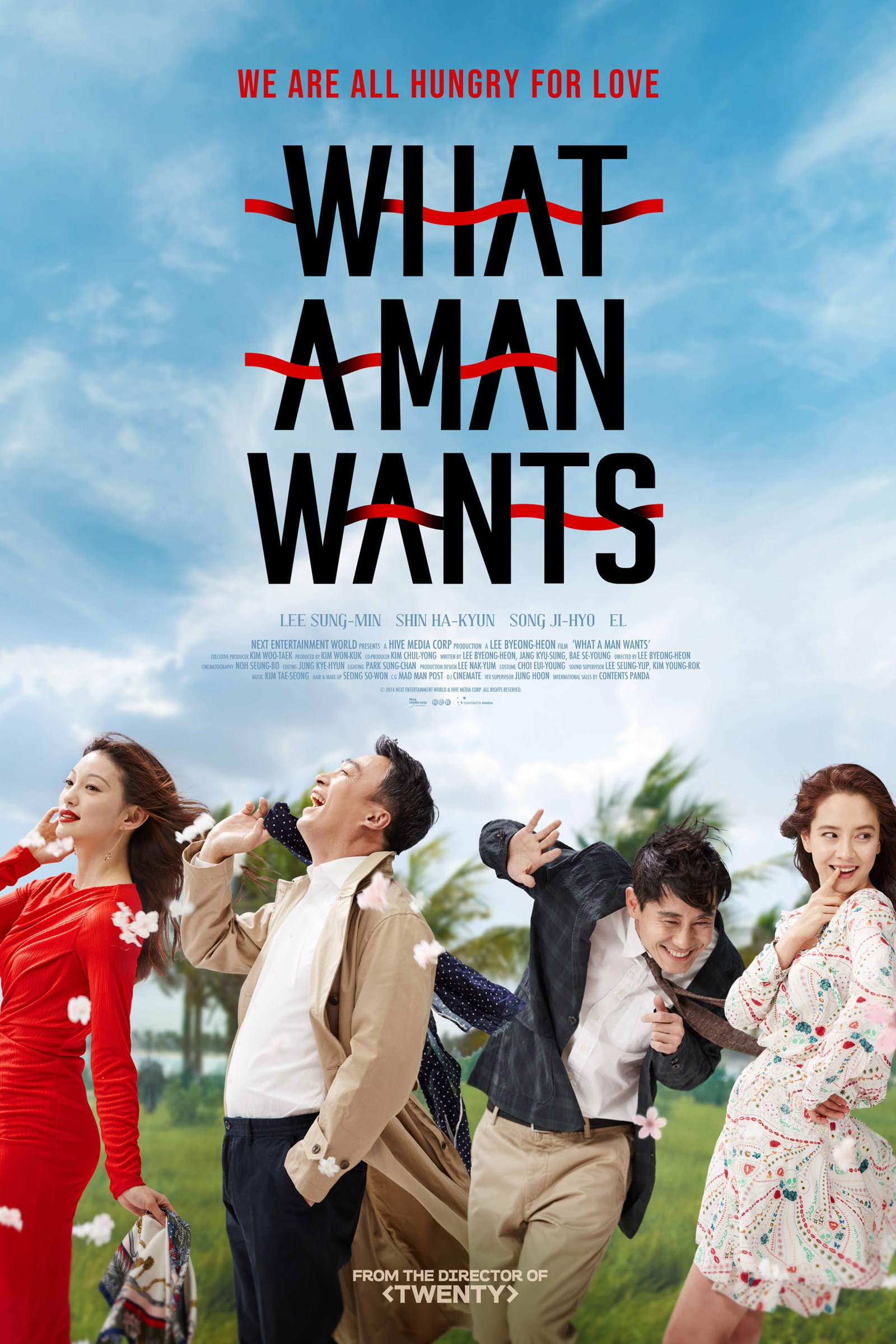 What a Man Wants (2018) (Korean) Free Download