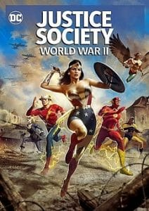 Justice Society World War II 2021 Movie Download Mp4