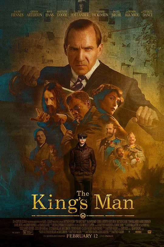 The King's Man 2021 Movie Download Mp4