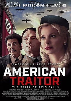 American Traitor The Trial of Axis Sally 2021 Movie Download Mp4