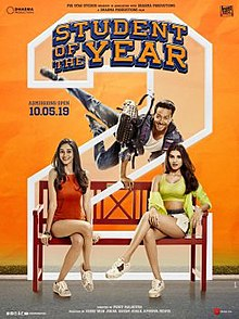 Student of the Year 2 (Bollywood) Free Download Mp4