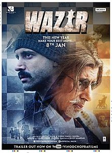 Wazir (Bollywood) Free Download Mp4