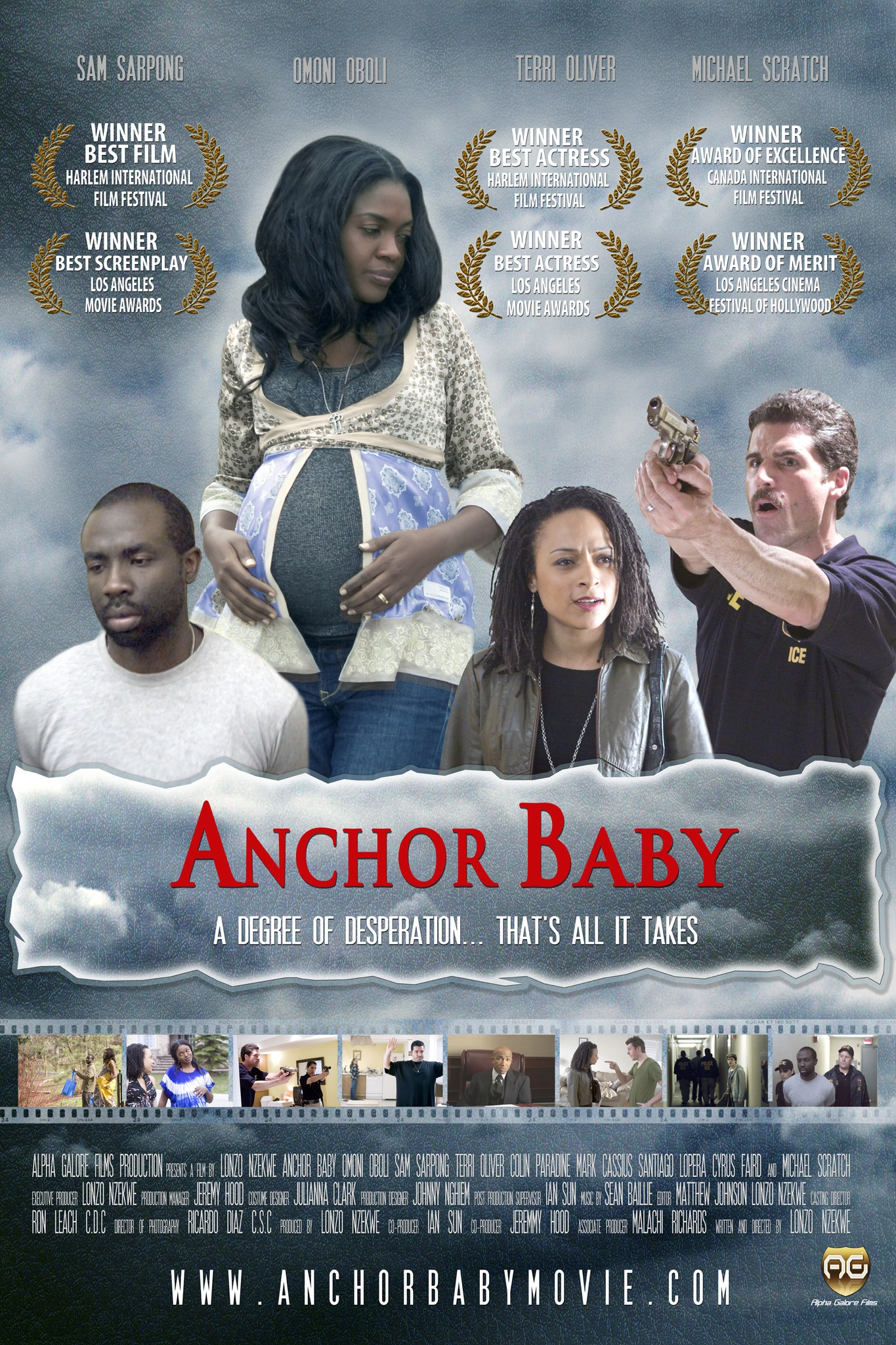 Anchor Baby (Nollywoood) Free Download Mp4