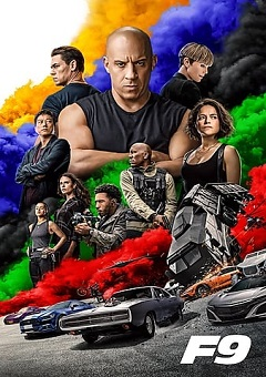 Fast and Furious F9 The Fast Saga 2021 Free Download Mp4