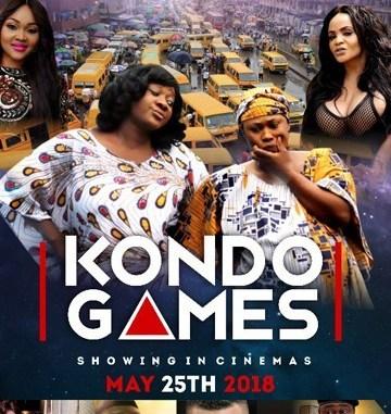 Kondo Games (Nollywood) Free Download Mp4