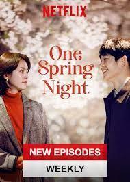 One Spring Night (Korean series) Free Download Mp4