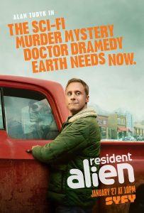 Resident Alien (TV series) S01 Fzmovies Free Download Mp4