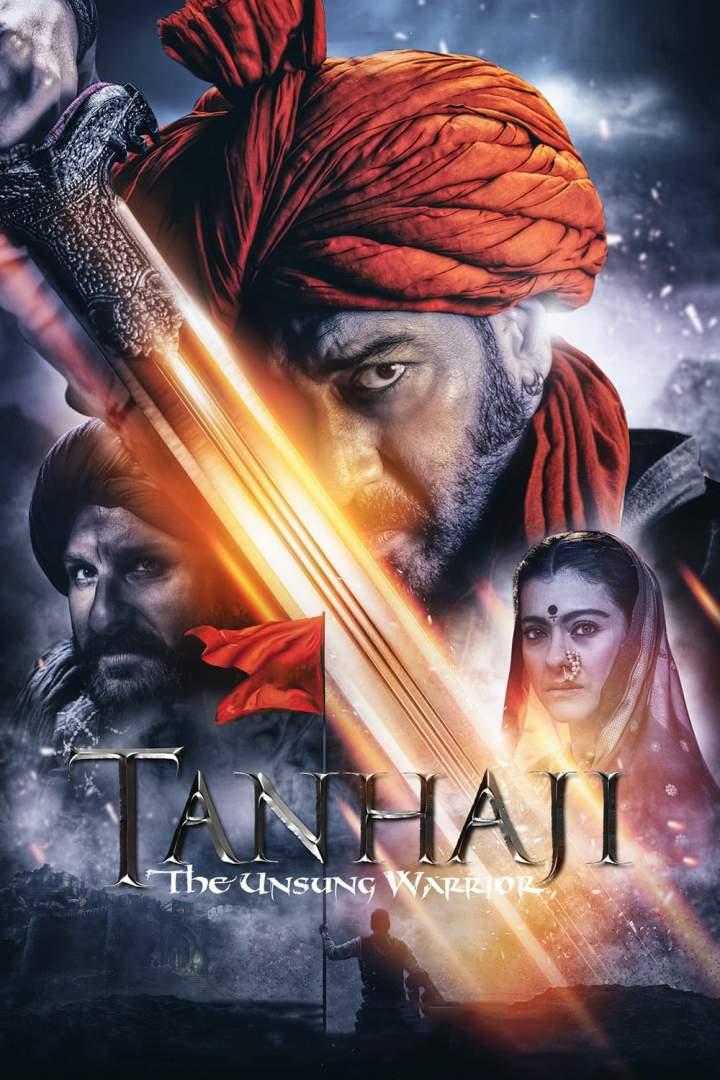 Tanhaji The Unsung Warrior 2020 (Bollywood) Free Download Mp4