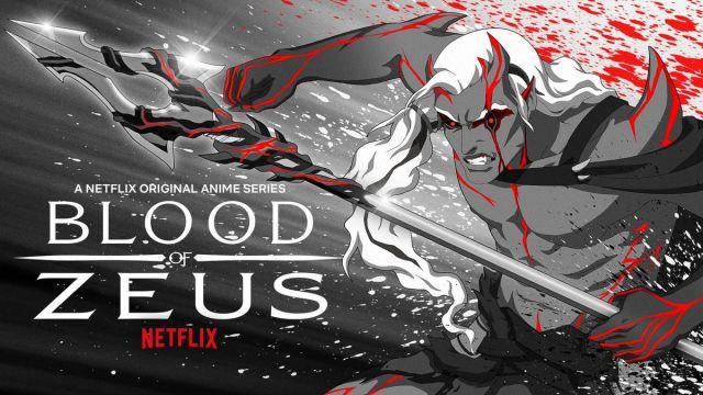 Blood of Zeus (2020) Complete S01 Download Mp4'