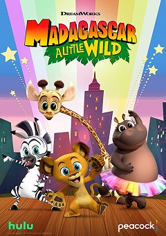 Madagascar A Little Wild Complete S01 Free Download Mp4