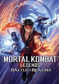 Mortal Kombat Legends Battle of the Realms 2021 Movie Download Mp4